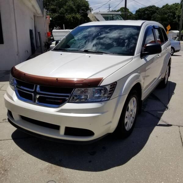 2014 Dodge Journey for sale at Steve's Auto Sales in Sarasota FL