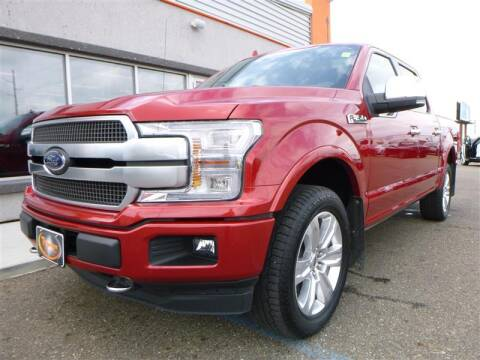 2020 Ford F-150 for sale at Torgerson Auto Center in Bismarck ND
