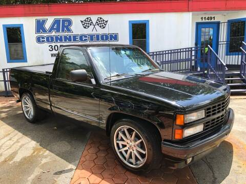 1990 Chevrolet C/K 1500 Series for sale at Kar Connection in Miami FL