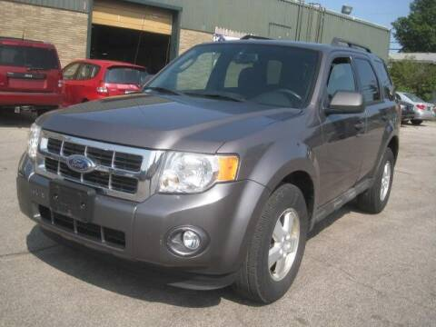2009 Ford Escape for sale at ELITE AUTOMOTIVE in Euclid OH