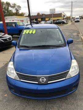 2007 Nissan Versa for sale at Al's Linc Merc Inc. in Garden City MI