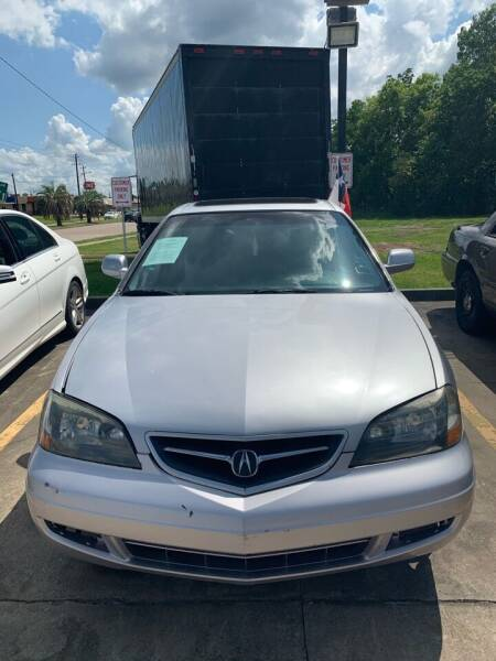 2003 Acura CL for sale at 1st Stop Auto in Houston TX