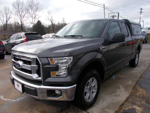 2017 Ford F-150 for sale at High Country Motors in Mountain Home AR
