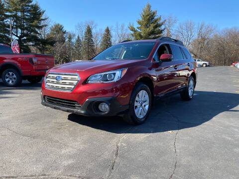 2017 Subaru Outback for sale at Northstar Auto Sales LLC in Ham Lake MN