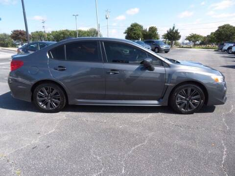 2021 Subaru WRX for sale at DICK BROOKS PRE-OWNED in Lyman SC