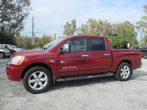 2005 Nissan Titan for sale at Auto Liquidators of Tampa in Tampa FL