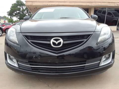 2012 Mazda MAZDA6 for sale at Auto Haus Imports in Grand Prairie TX