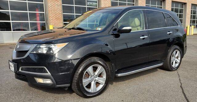 2010 Acura MDX for sale at Matrix Autoworks in Nashua NH