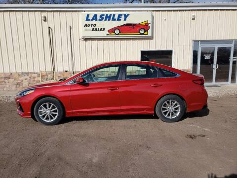 2019 Hyundai Sonata for sale at Lashley Auto Sales in Mitchell NE