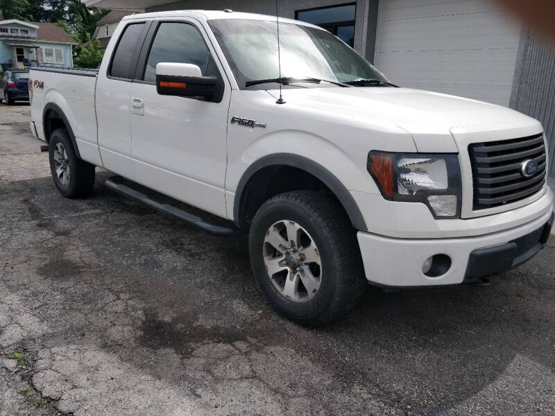 2012 Ford F-150 for sale at The Car Cove, LLC in Muncie IN