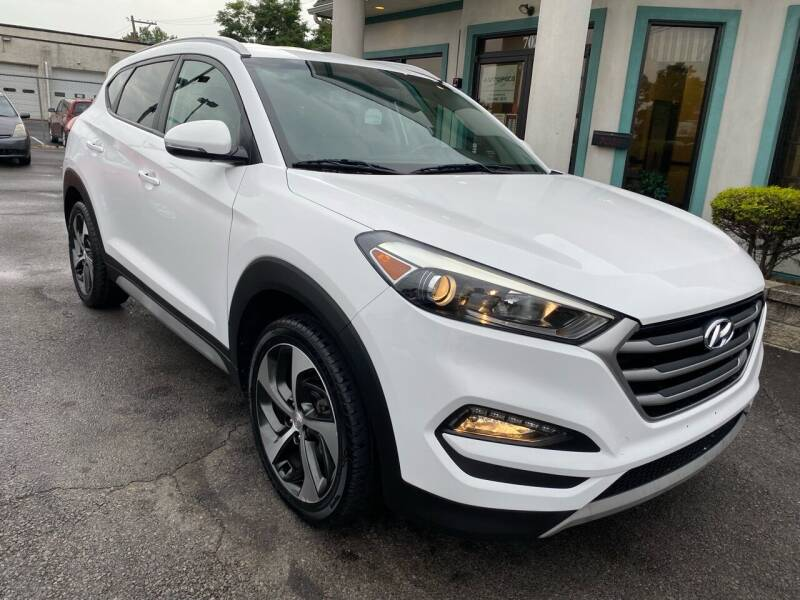 2017 Hyundai Tucson for sale at Autopike in Levittown PA