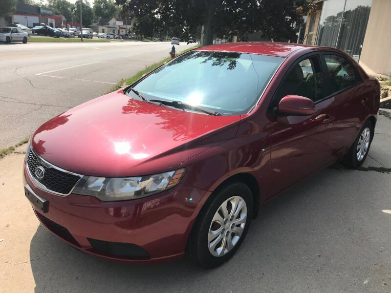 2012 Kia Forte for sale at Two Rivers Auto Sales Corp. in South Bend IN