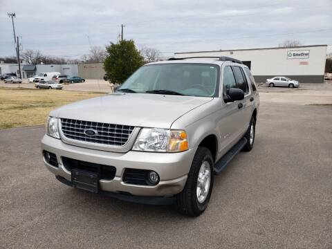 2005 Ford Explorer for sale at Image Auto Sales in Dallas TX