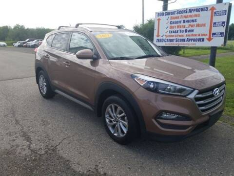 2017 Hyundai Tucson for sale at Sensible Sales & Leasing in Fredonia NY