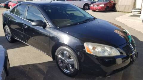 2007 Pontiac G6 for sale at MQM Auto Sales in Nampa ID