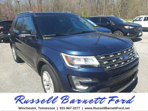 2017 Ford Explorer for sale at Oskar  Sells Cars in Winchester TN