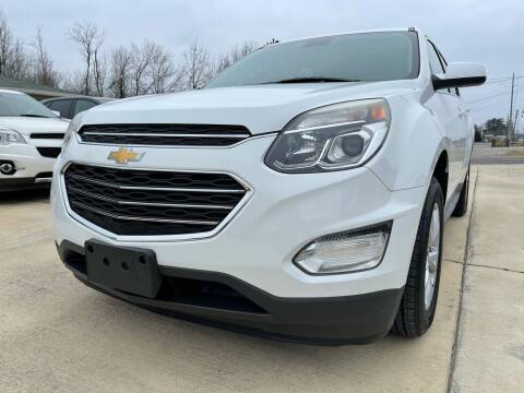2016 Chevrolet Equinox for sale at A&C Auto Sales in Moody AL