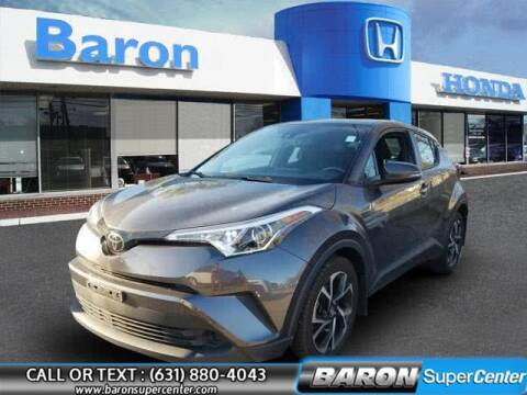 2018 Toyota C-HR for sale at Baron Super Center in Patchogue NY
