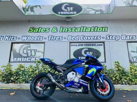 2015 Yamaha YZF R1 for sale at Greenway Auto Sales in Jacksonville FL