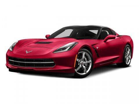 2016 Chevrolet Corvette for sale at Stephen Wade Pre-Owned Supercenter in Saint George UT