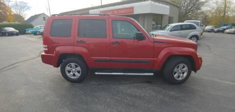 2010 Jeep Liberty for sale at PEKARSKE AUTOMOTIVE INC in Two Rivers WI