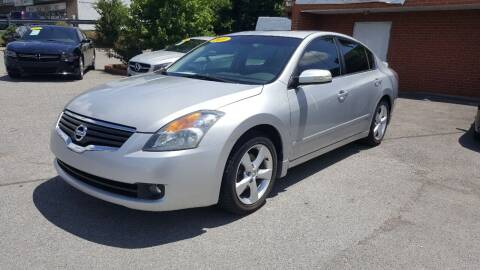 2009 Nissan Altima for sale at A & A IMPORTS OF TN in Madison TN