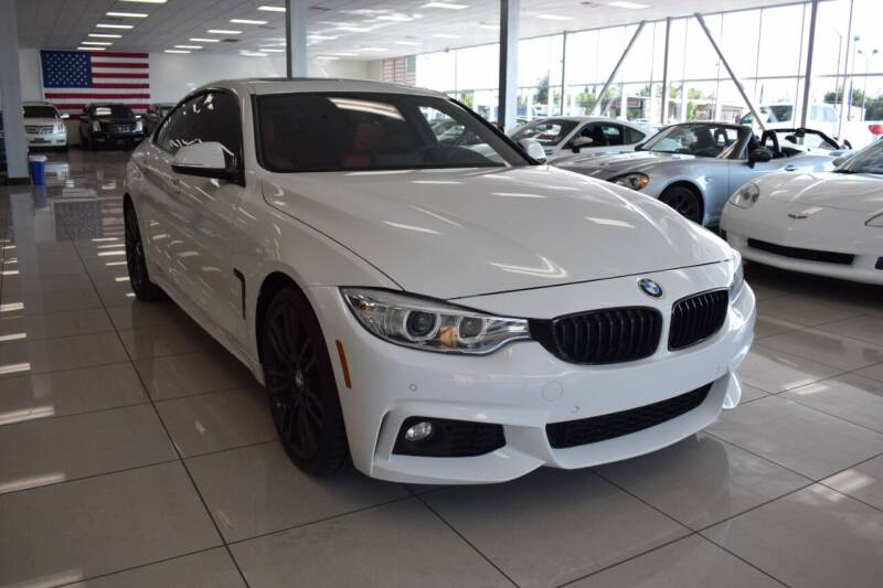 2017 BMW 4 Series for sale at Legend Auto in Sacramento CA