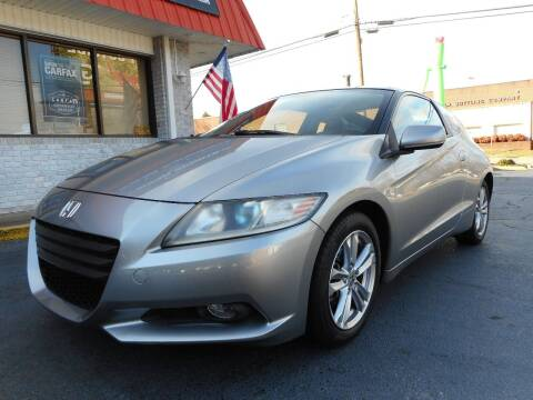 2011 Honda CR-Z for sale at Super Sports & Imports in Jonesville NC