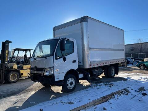 2020 Hino 155 for sale at STS Automotive in Denver CO