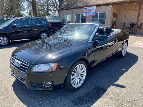 2012 Audi A5 for sale at Suburban Wrench in Pennington NJ