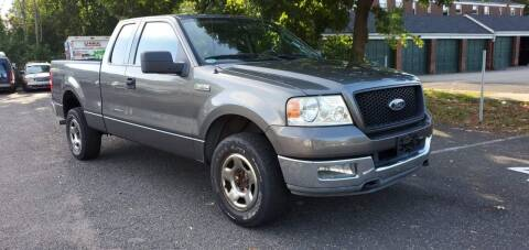 2004 Ford F-150 for sale at Moor's Automotive in Hackettstown NJ