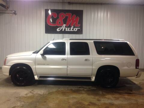 2004 Cadillac Escalade ESV for sale at C&M Auto in Worthing SD