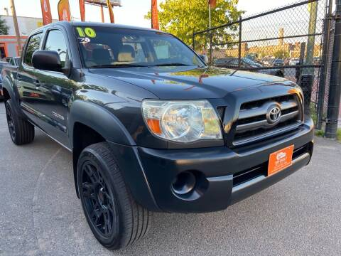 2010 Toyota Tacoma for sale at TOP SHELF AUTOMOTIVE in Newark NJ