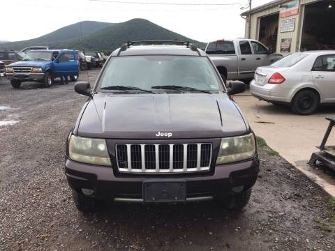 2004 Jeep Grand Cherokee for sale at Troys Auto Sales in Dornsife PA
