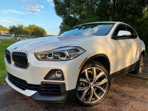 2018 BMW X2 for sale at Powerhouse Automotive in Tampa FL