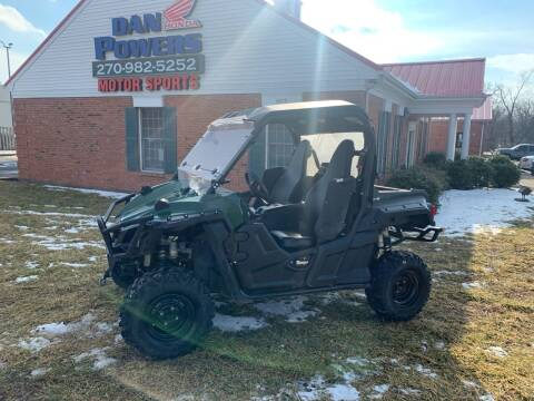 2016 Yamaha Wolverine for sale at Dan Powers Honda Motorsports in Elizabethtown KY