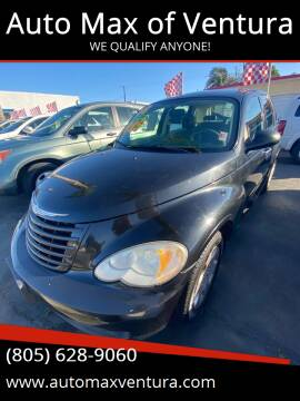 2008 Chrysler PT Cruiser for sale at Auto Max of Ventura in Ventura CA