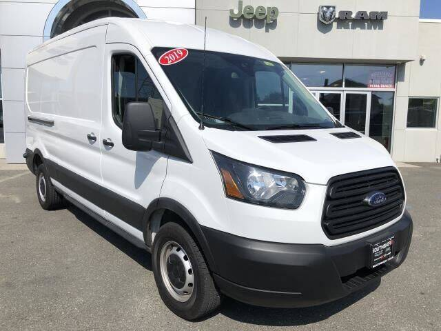 2019 Ford Transit Cargo for sale at South Shore Chrysler Dodge Jeep Ram in Inwood NY