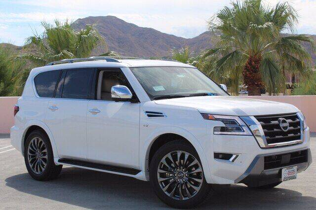 2022 Nissan Armada for sale in Cathedral City, CA