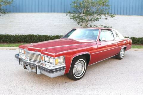 1978 Cadillac DeVille for sale at Classic Car Deals in Cadillac MI