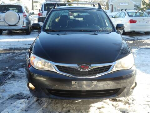 2009 Subaru Impreza for sale at Wheels and Deals in Springfield MA