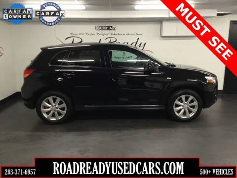 2015 Mitsubishi Outlander Sport for sale at Road Ready Used Cars in Ansonia CT