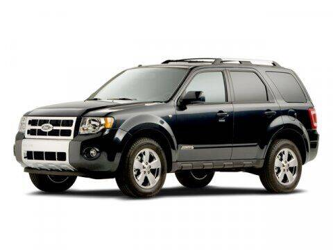 2008 Ford Escape for sale at DAVID McDAVID HONDA OF IRVING in Irving TX