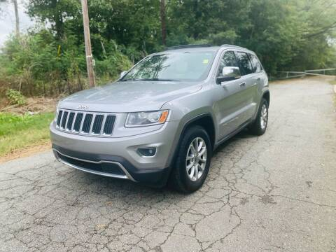 2014 Jeep Grand Cherokee for sale at Speed Auto Mall in Greensboro NC