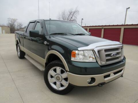 2007 Ford F-150 for sale at Perfection Auto Detailing & Wheels in Bloomington IL