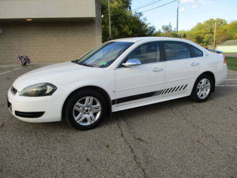 2009 Chevrolet Impala for sale at Taylors Auto Sales in Canton OH