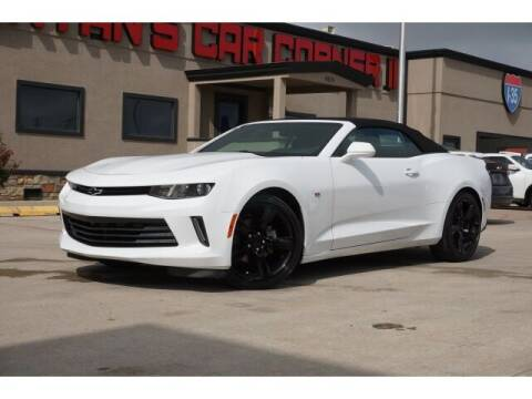 2017 Chevrolet Camaro for sale at Bryans Car Corner in Chickasha OK