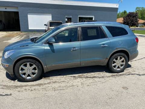 2009 Buick Enclave for sale at Eagle Auto LLC in Green Bay WI