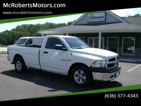 2016 RAM Ram Pickup 1500 for sale at McRobertsMotors.com in Warrenton MO