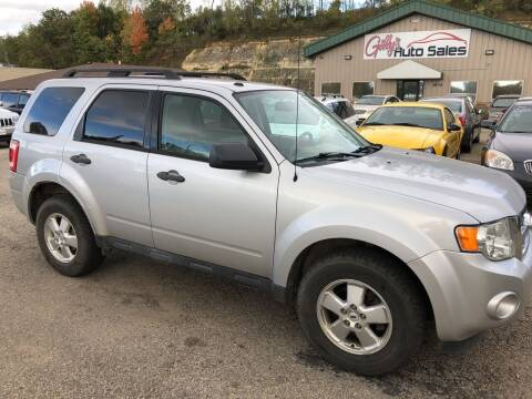 2011 Ford Escape for sale at Gilly's Auto Sales in Rochester MN